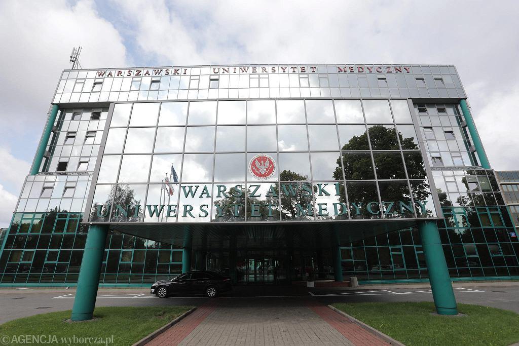 Warszawski Uniwersytet Medyczny, 22 sierpnia 2017