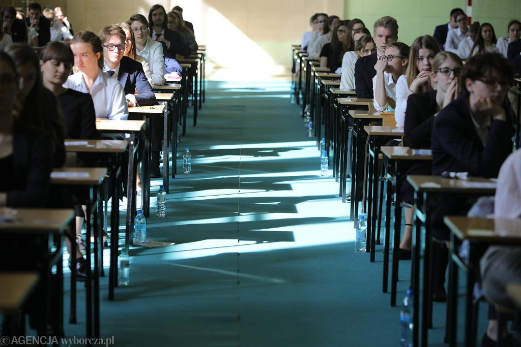 16 maja. Dziś kolejne egzaminy maturalne.