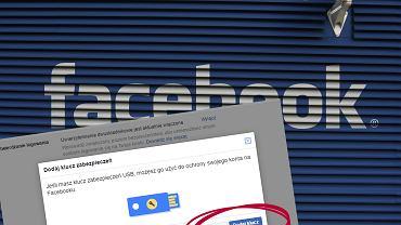 Facebook umożliwia korzystanie z nowego zabezpieczenia