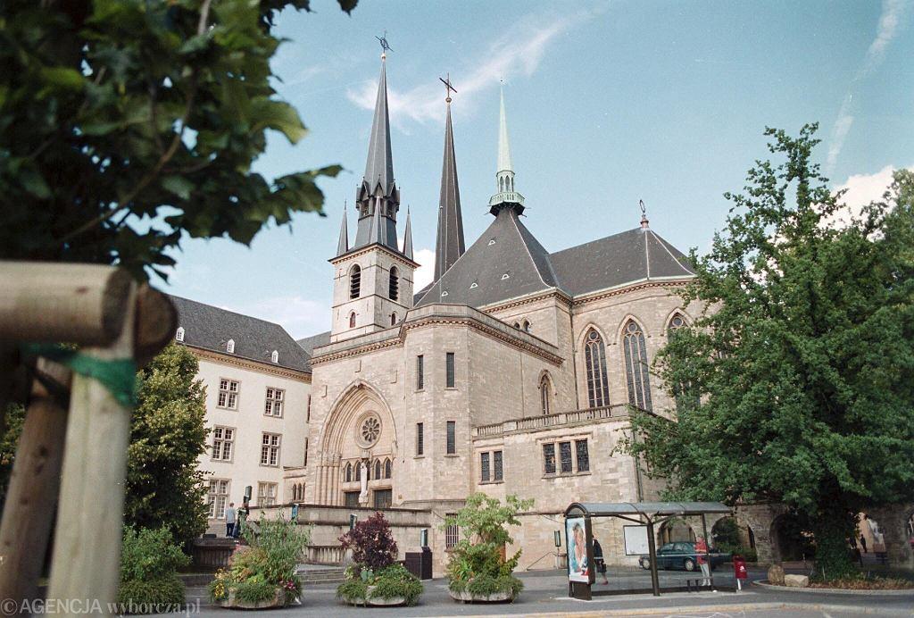 Katedra Notre-Dame w Luksemburgu