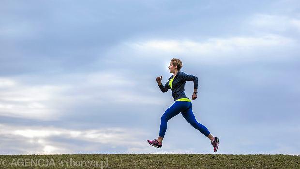 Milena Trojanowska, socjolożka i studentka zarządzania, od 11 lat lat choruje na?stwardnienie rozsiane, ale mimo to trenuje do maratonu.