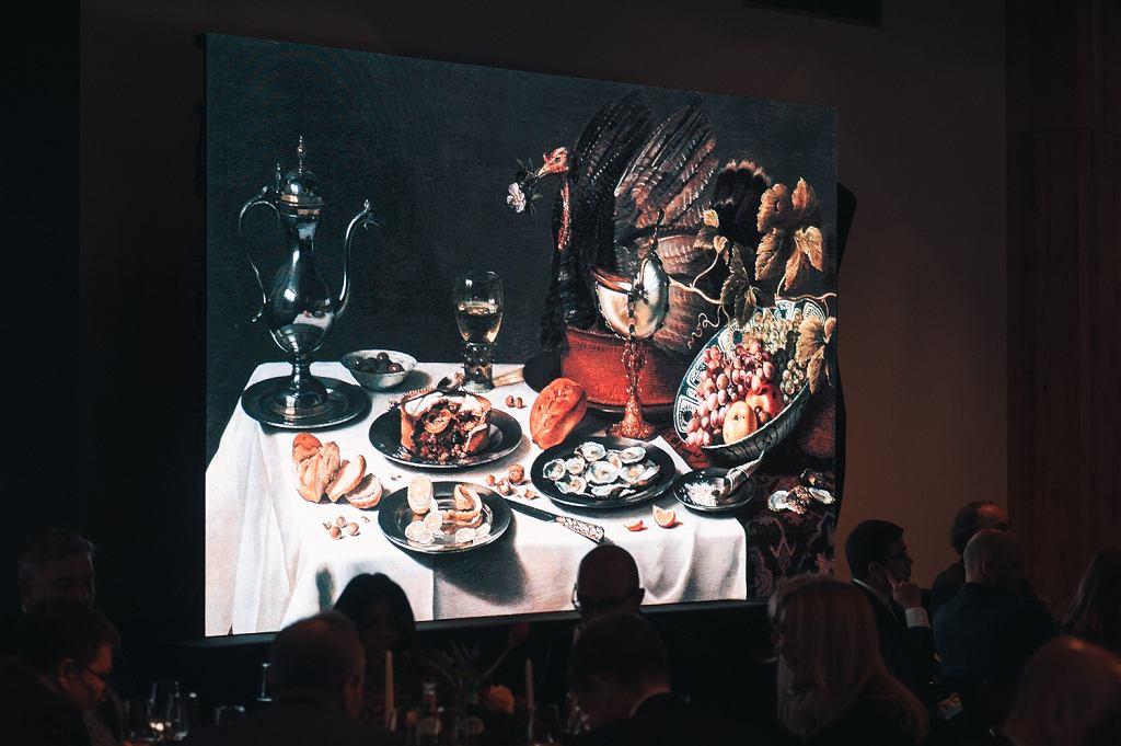 Uroczysta kolacja '500 lat geniuszu Leonadro da Vinci'