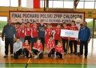"""SKF Wisła ze złotymi medalami. """"Zespół pokazał wiślacki charakter"""""""