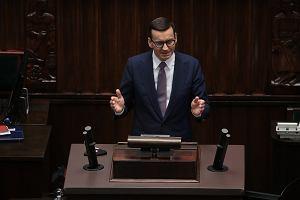 """Sejm przegłosował """"Polski ład"""". 235 głosów za, 217 przeciw. 2 się wstrzymały. PiS jest krok bliżej do podatkowej rewolucji"""