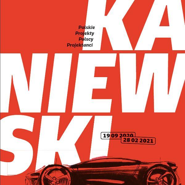 Plakat wystawy Kaniewski