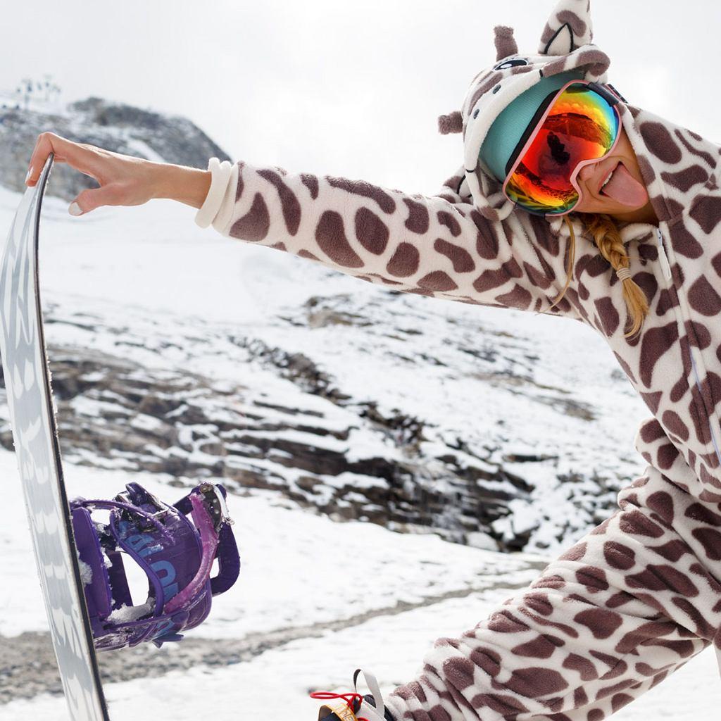 Snowboardowa kolekcja Cropp