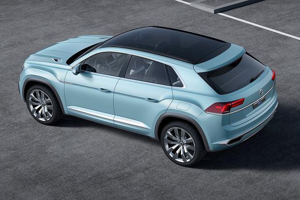 Volkswagen Tiguan Coupe concept