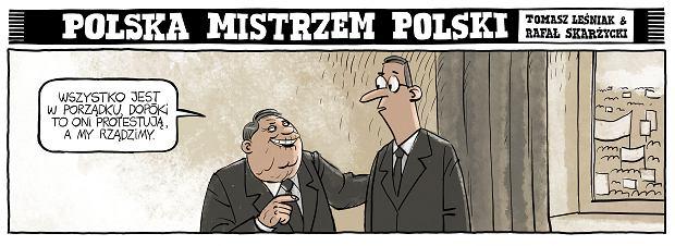 Zdjęcie numer 0 w galerii - Polska mistrzem Polski [GALERIA]