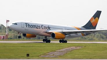 Samolot Thomas Cook Airlines