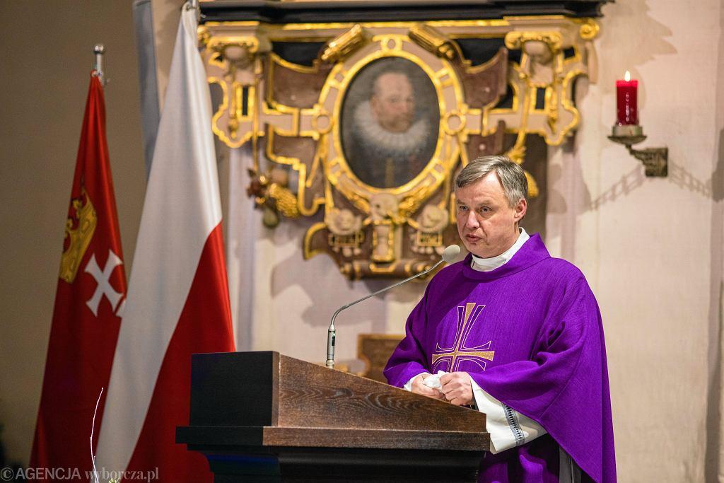Msza św. w rocznicę śmierci Pawła Adamowicza