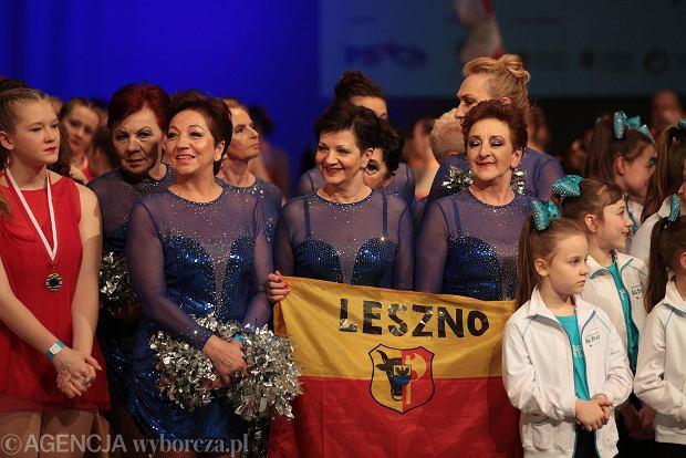 Zdjęcie numer 36 w galerii - Cheerleaderki rywalizują w Kielcach. Bo taniec nie jedną ma twarz [ZDJĘCIA]
