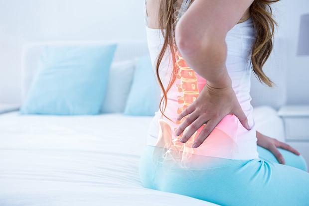 Ból kręgosłupa: przyczyny, leczenie
