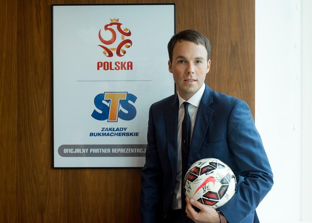 Mateusz Juroszek Prezes STS zakłady bukmacherskie