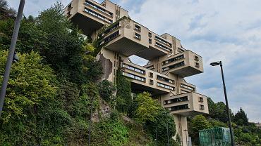 Tbilisi, były budynek ministerialny