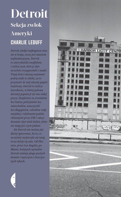 «Detroit.  Autopsie d'Amérique ', Charlie LeDuff