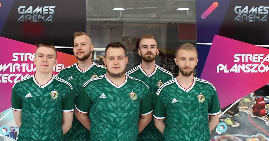 Zespół VALORANT Śląska Wrocław
