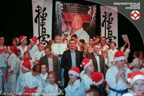 Mikołajkowy Turniej Karate Kyokushin