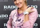 Australian Open. Radwańska została twarzą szwajcarskich zegarków