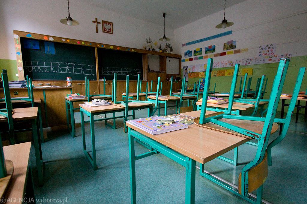 Kiedy klasy 4-8 wrócą do szkoły?