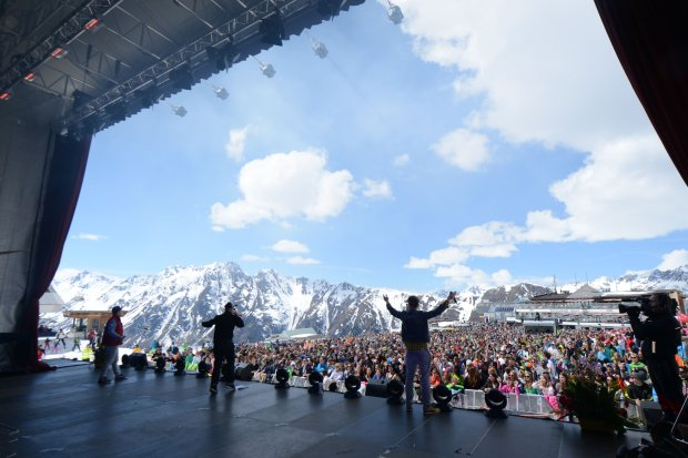 Top of The Mountain/ Fot. (c) TVB Paznaun-Ischgl