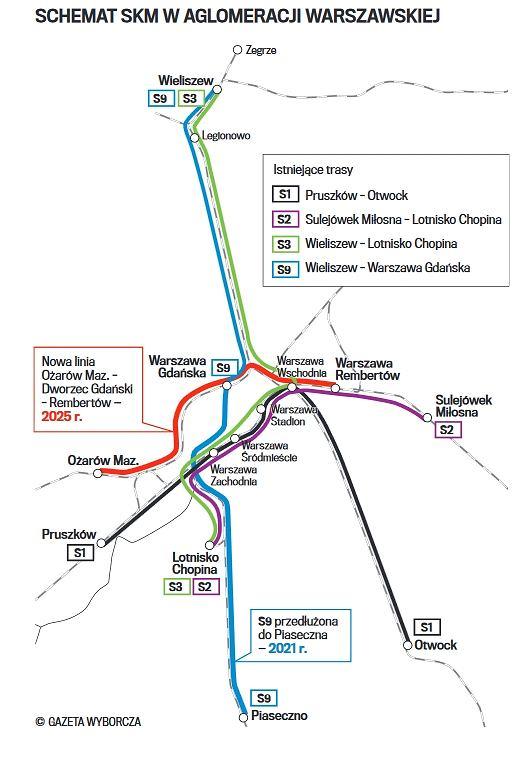 Skm Otwiera Nowa Baze I Oglasza Plany Uruchamiania Kolejnych Linii