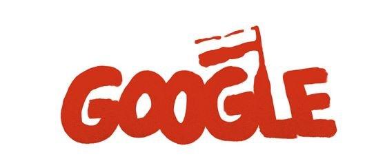 Google zmienia logo specjalnie dla nas. Pierwsze wolne wybory w Polsce uczczone nowym doodle.