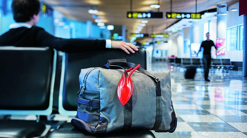 Już nie zgubisz torby na lotnisku - z tym nadajnikiem