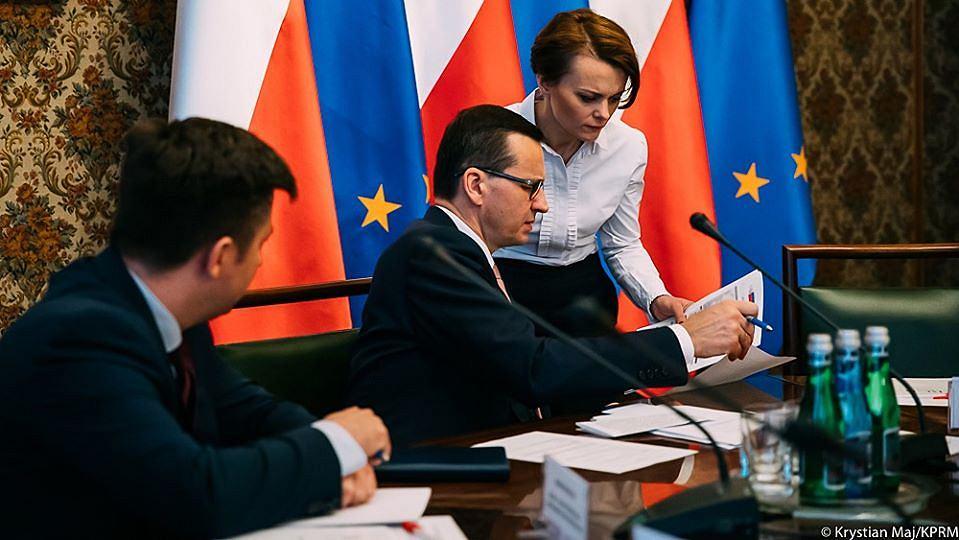 Posiedzenie Rządowego Zespołu Zarządzania Kryzysowego, 13 marca 2020