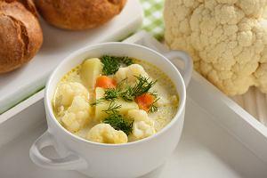 Zupa kalafiorowa - krem i klasyczna. Jak zrobić zupę kalafiorową? Dwa proste przepisy