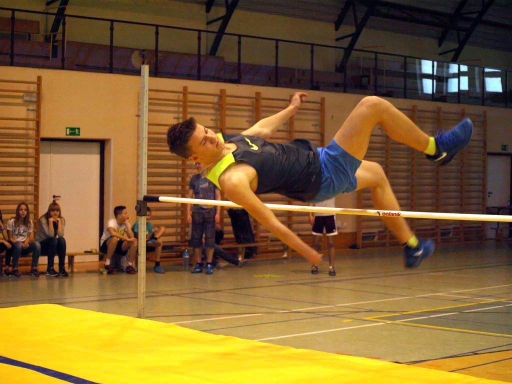 Konkurs skoku wzwyż w Staszowie