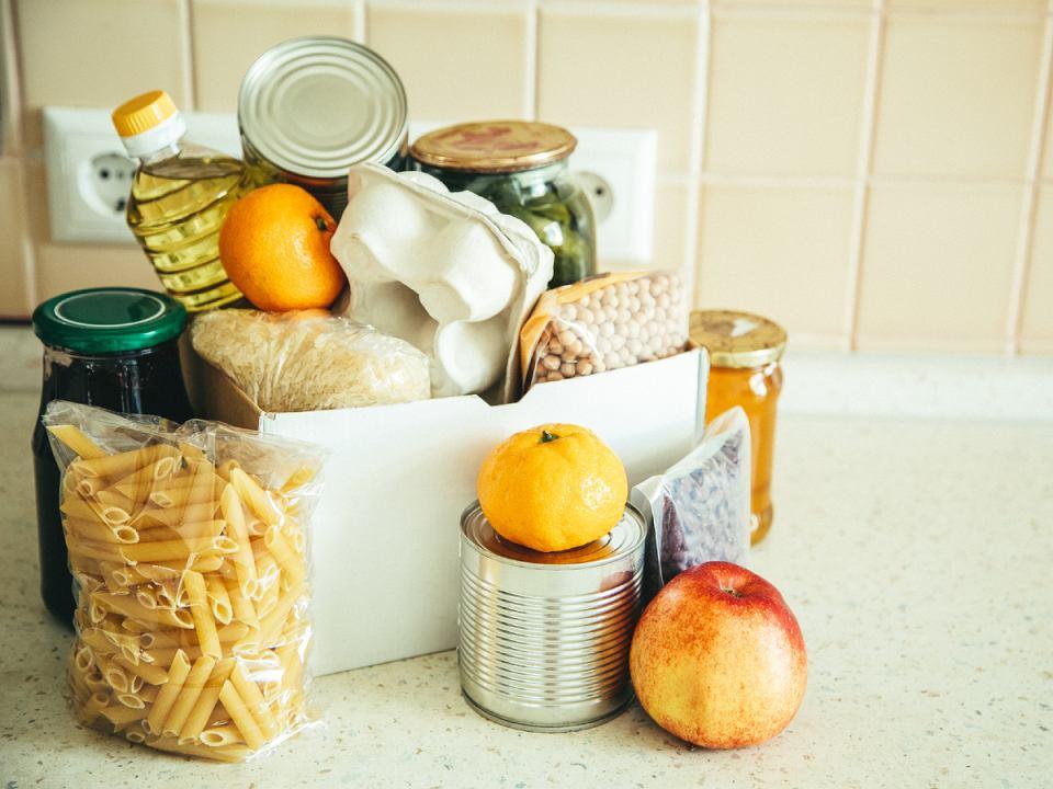 Przechowywanie żywności w lodówce