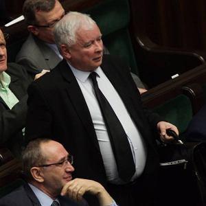 Prezes PiS w Sejmie - 28 stycznia 2016