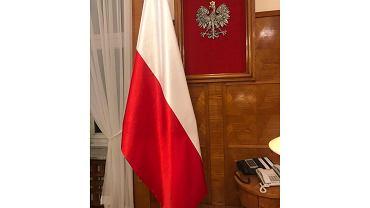 Gabinet min. Anny Zalewskiej
