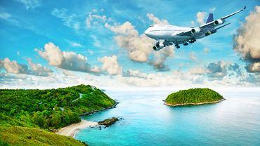 Loty do egzotycznych krajów