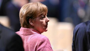 Angela Merkel ma powody do przedwyborczych obaw