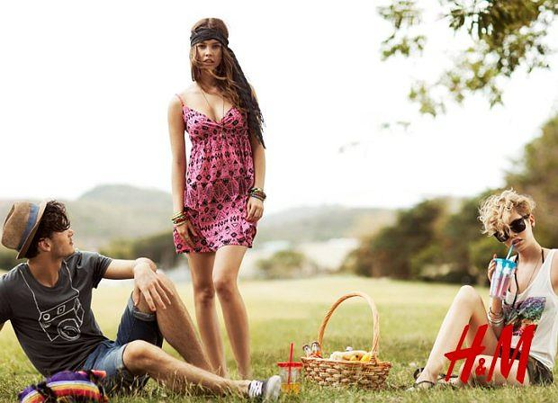 Kolekcja festiwalowa H&M
