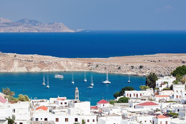Wyspy greckie. Dodekanez, Rodos