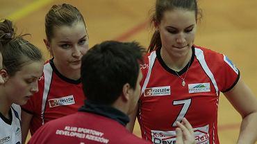 Puchar Polski. Developres Rzeszów - Silesia Volley 3:2
