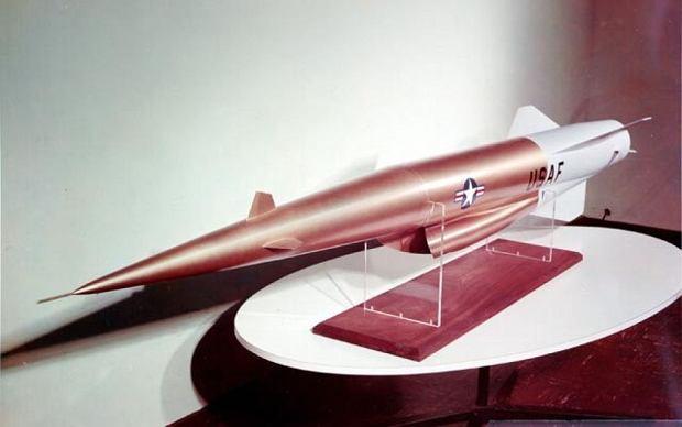 Tak miała wyglądać amerykańska atomowa rakieta SLAM