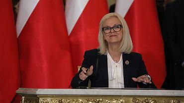 Bożena Borys-Szopa nowym ministrem rodziny, pracy i polityki społecznej. Rekonstrukcja rządu po wyborach do PE
