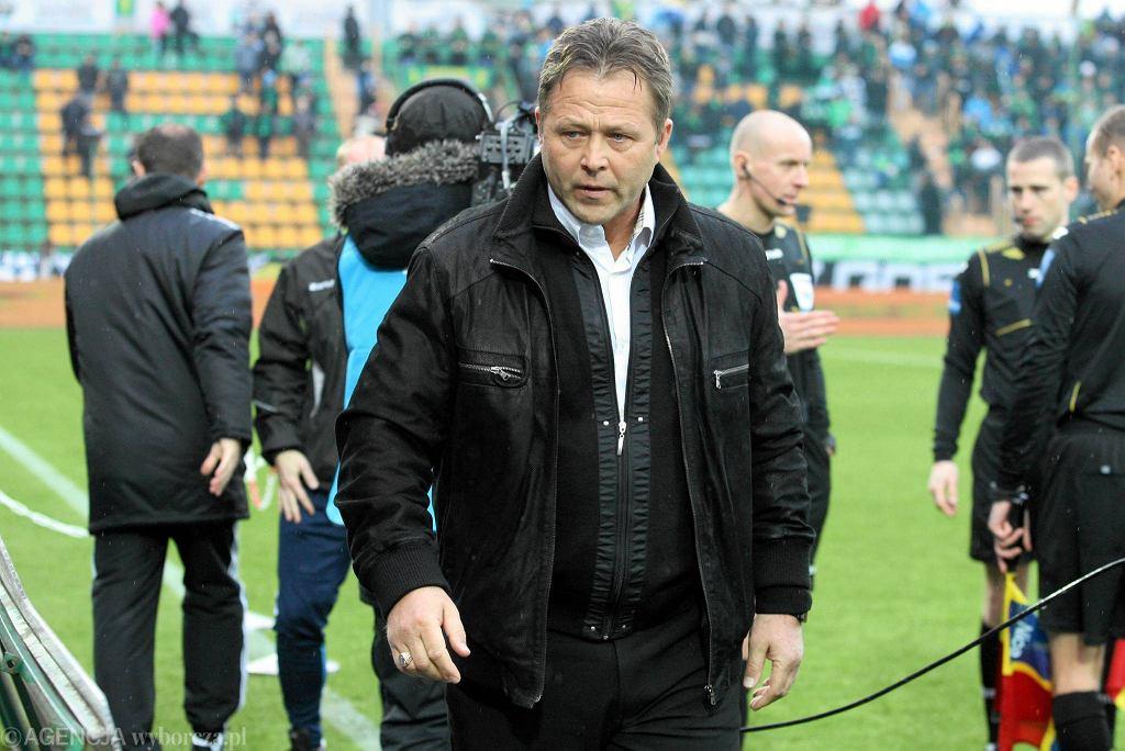 Trener Górnika Jurij Szatałow