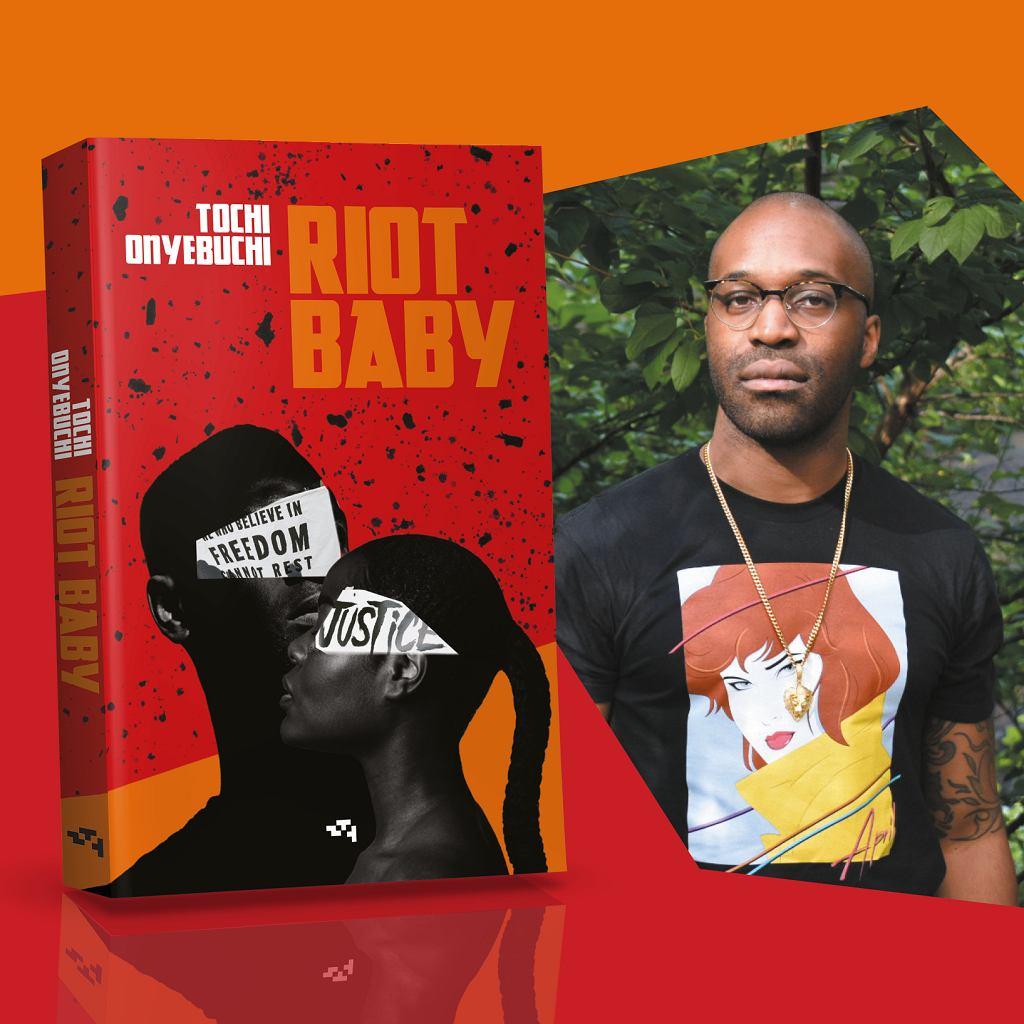 Autor książki 'Riot Baby' - Tochi Onyebuchi