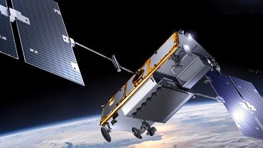 Satelita sieci Iridium Next