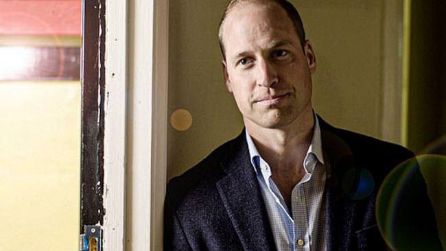 W sieci pojawił się nowy portret księcia Williama. Przyszły król opowiedział o największym traumatycznym przeżyciu