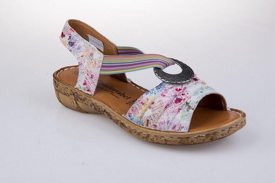 Wygodne sandały