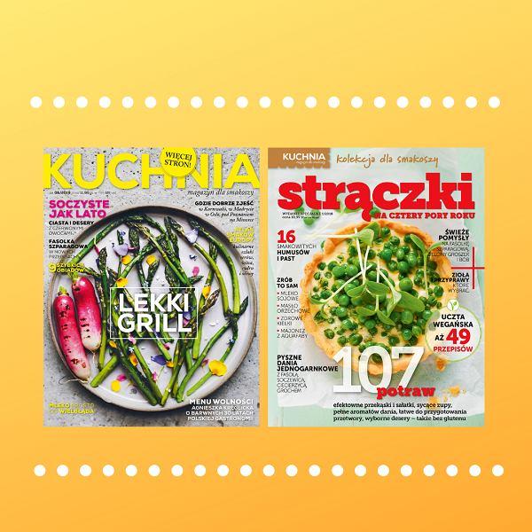 Nowy magazyn KUCHNIA z dodatkiem