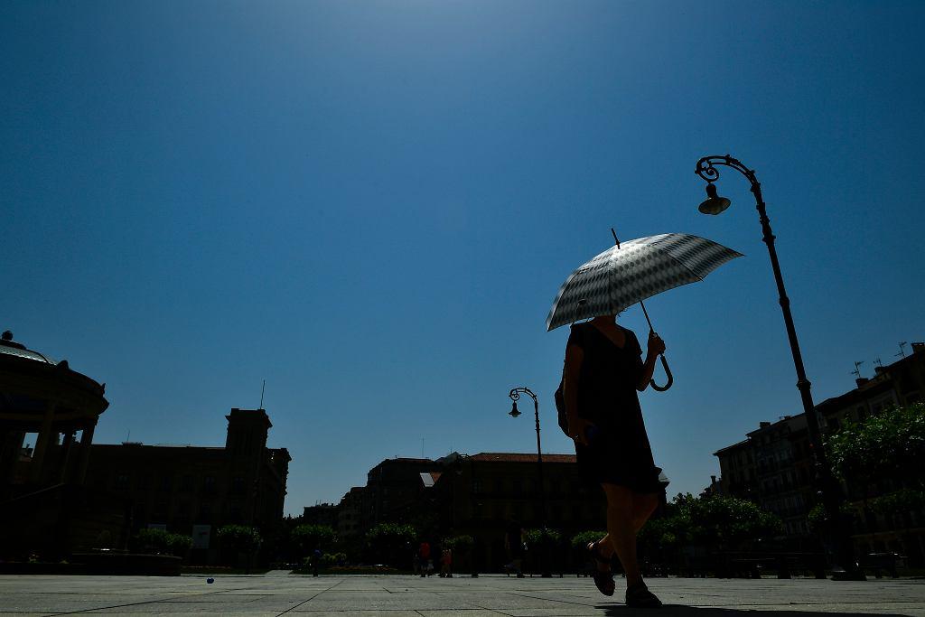W Hiszpanii dwie osoby zmarły z powodu upałów