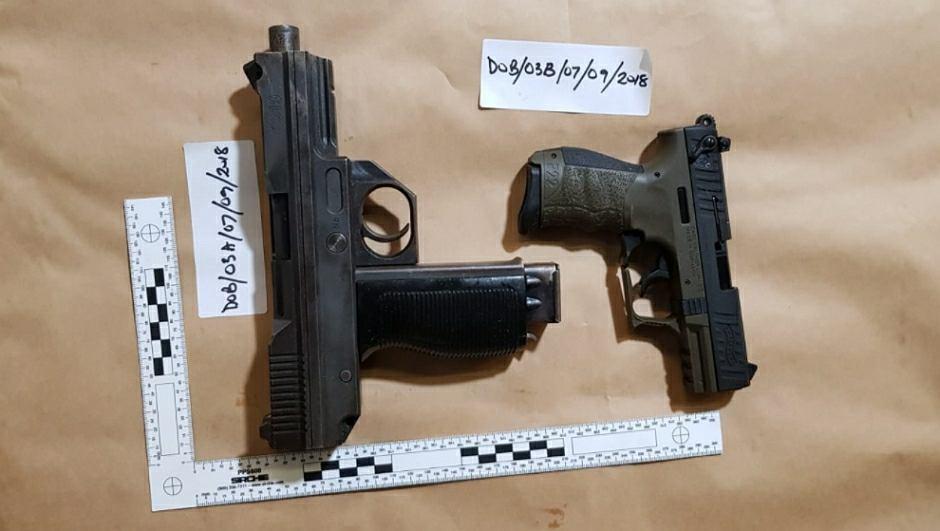 Dwóch Polaków przemycało duże ilości narkotyków i broni, wpadli w Dover