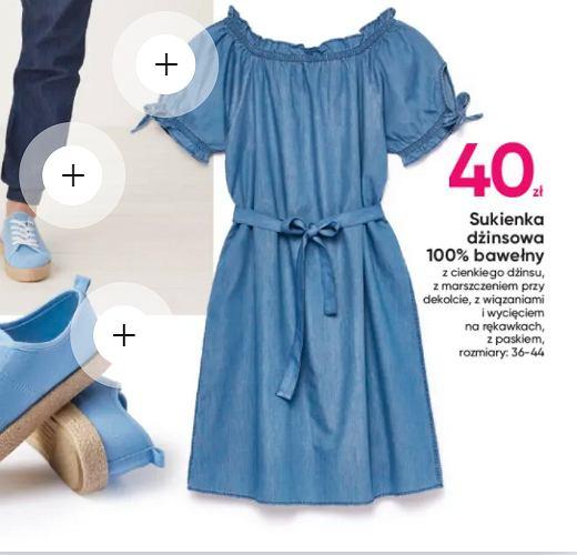 Pepco sprzedaje modną sukienkę za 40 zł