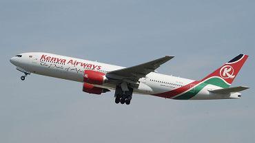 Samolot Boeing 777-200ER Kenya Airways